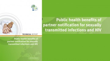 Public health benefits of partner notification for sexually transmitted infections and HIV: Technical Report