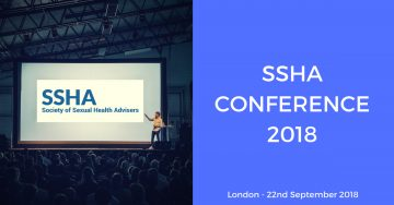 SSHA CONFERENCE 2018