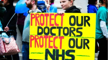 Joint trade union protocol on industrial action in the NHS