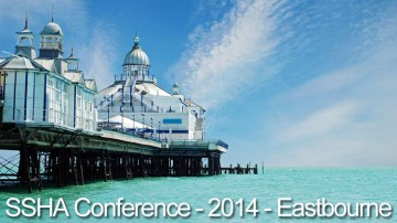 SSHA Conference 2014: Book your place