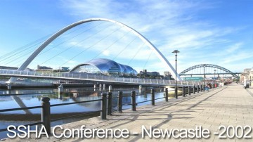 SSHA Conference: Newcastle 2002