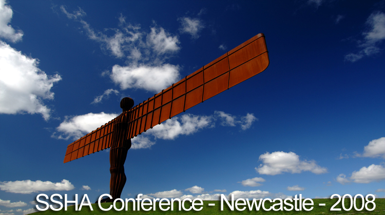 ssha-conference-newcastle-2008