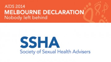 Melbourne Declaration: AIDS 2014